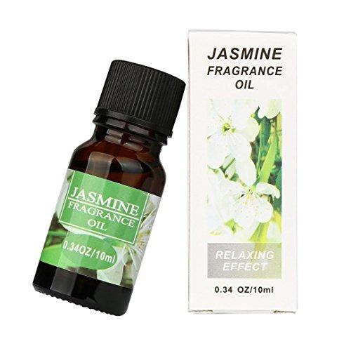 100% reine ätherische Öle, Bio, Aromatherapie, therapeutischer Güte, 10ml - Duft Luftbefeuchter Additiv