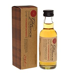 Glen Garioch 1797 Founder's Reserve Single Malt Scotch Whisky 5cl Miniature from Glen Garioch