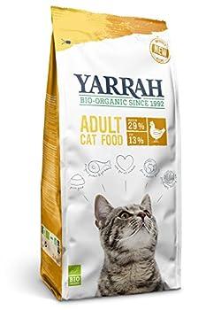 Nourriture sèche Yarrah Poulet Pour chats