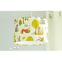 Lampe Babyzimmer Waldtiere