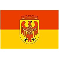 U24 Motorradflagge Belarus-Deutschland Fahne Flagge 20 x 30 cm