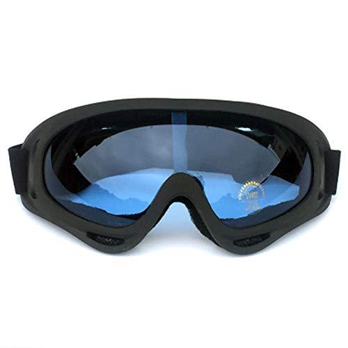 RoadRomao Gafas Esquiar Lentes Espejo antivaho Snowboard