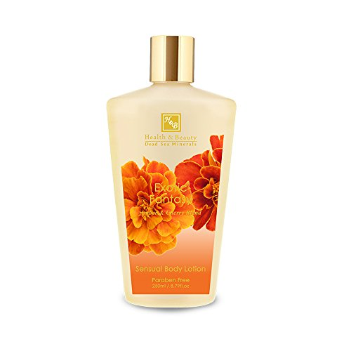 Health & Beauty Mer Morte Sensual Lotion pour le corps Ambre et de parfum \
