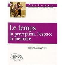Le temps de Olivier Salazar-Ferrer ( 1 mai 1999 )