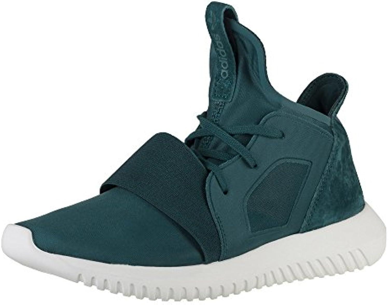 adidas - Tubular Defiant W - S79496 - Farbe: Grün-Weiß - Größe: 37.3