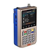 جهاز البحث عن إشارة الأقمار الصناعية الرقمية Gtmedia V8 من Scienish (V-73Hd) DVB-S2/S2X