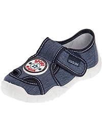 96a0b363ef620 Amazon.fr   32 - Chaussons   Chaussures garçon   Chaussures et Sacs
