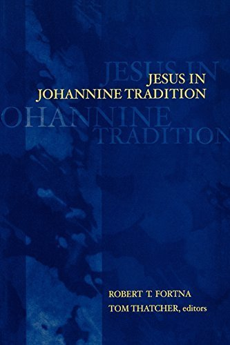 Jesus in Johannine Tradition by Westminster John Knox Press (2001-09-01)