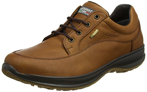 Grisport Livingston, Scarpe da Escursionismo Uomo, Marrone (Tan), 44 EU