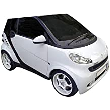Baseline Smart Fortwo 451 ForFour 454 negro