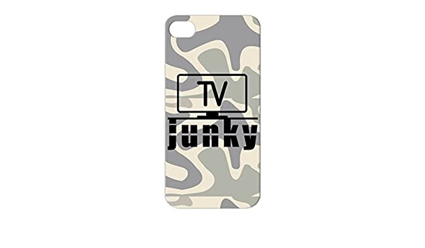 Tv Junky F1 Tear-resistant For Iphone 5/5s Black Couch Screen Office ...