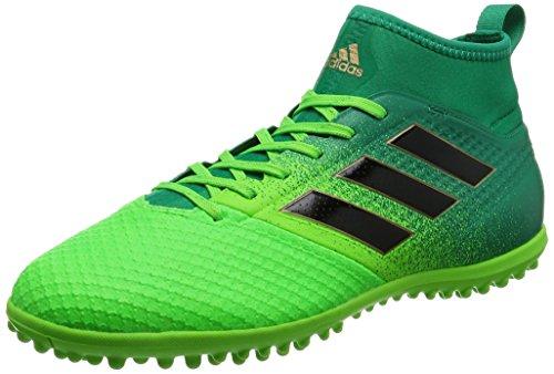 Adidas ACE 17.3PRIMEMESH TF Herren Fußballschuh, grün–(Versol/negbas/Vol) 442/3