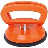 Generic - Ventosa con asa para transportar objetos delicados de hasta 35 kg, color naranja