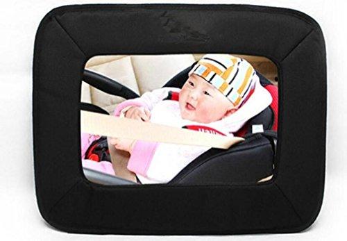 Preisvergleich Produktbild Baby Auto Spiegel Baby Auto Spiegel klar sicher einfach sichern installieren Rücksitz hinten Absaugung Ansicht Spiegel
