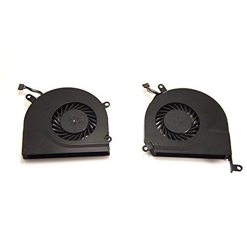 PU-Lüfter für Apple A1286 1 Paar links und rechts Fan ()