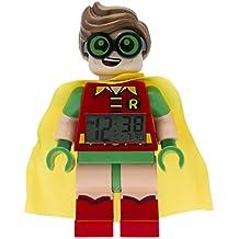 LEGO Batman - Reloj Despertador Batman Movie ROBIN