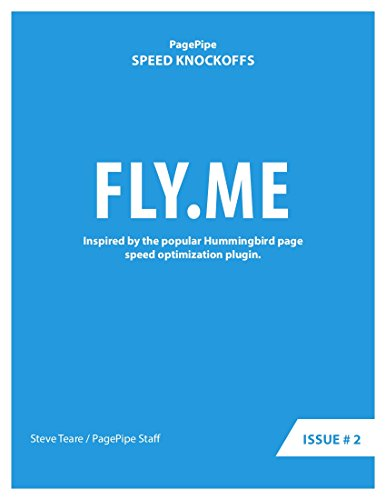 FLY.ME: Speed Clone: Inspired by the popular Hummingbird page speed optimization plugin (Speed Plugin Clones Book Book 2) (English Edition) -