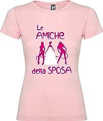 Idea Regalo - Centro Stampa Brianza T-Shirt Addio al Celibato - Celibato - Nubilato - Magliette per Addio al Nubilato - Le Amiche della Sposa con diavolesse