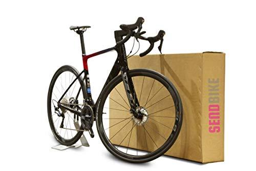 Fahrrad Aus Karton Was Einkaufende