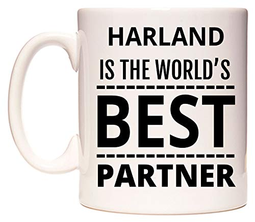 HARLAND Is The World's BEST Partner Tazza di WeDoMugs