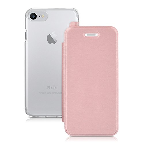 kwmobile Apple iPhone 7/8 Hülle - Handyhülle für Apple iPhone 7/8 - Handy Case Schutzhülle Klapphülle Iphone-gadget