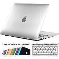 iNeseon Funda para MacBook Pro 13 2018/2017/2016, Delgado Carcasa Case Duro