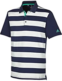 Bruntwood Prime Polo Rugby Manches Courtes - Premium Short Sleeve Rugby Shirt - Homme & Femme - 280GSM - Coton/Polyester (Bleu Roi, XL)