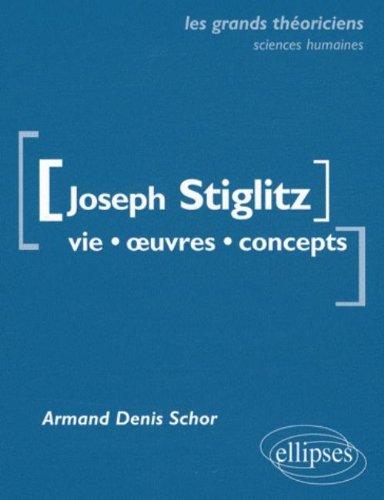 Joseph Stiglitz par Armand-Denis Schor