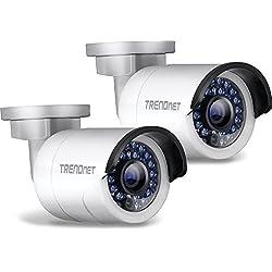 Kit de 2 Caméras TV-IP320PI PoE/IP66/IR 30m/960p