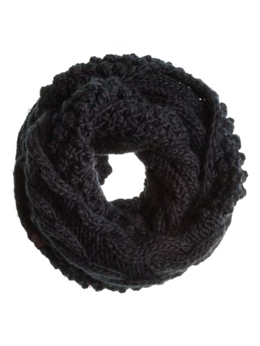 Roxy donna sciarpa da Col, Donna, Schal Da Col, nero, Taglia unica