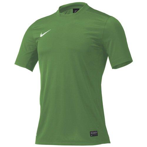 NIKE, Maglietta sportiva maniche corte Uomo Park V, Verde (Grün), S
