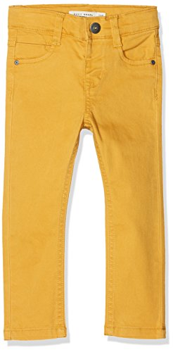 NAME IT Baby-Jungen Hose NMMTHEO TWIADAM Pant NOOS, Gelb Sunflower, 92