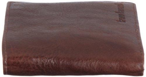 Bruno Banani Natural_2 W 320.846, Unisex - Erwachsene Portemonnaies, 12x9x1 cm (B x H x T) Braun (Brown)