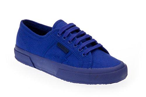 Superga 2750 Cotu Classic Total Bright Blue Azzurro