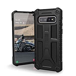 UAG Samsung Galaxy S10 [6.1-inch screen] Monarch [Black] Military Drop Tested Phone Case