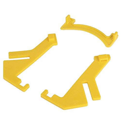 Naroote Honig Eimer Rack, Kunststoff Bienenhonig Eimer Rack Frame Grip Inhaber Imkerei Imker Werkzeug