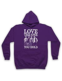 Inspired by Mumford & Sons Lover Of The Light Unofficial Adults Hoodie