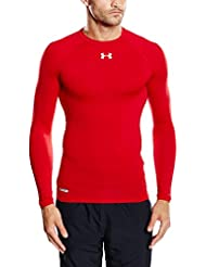 Under Armour Herren Top HG Sonic Compression Long Sleeve