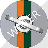 POGJY Anillo Soporte teléfono/Soporte para Teléfono de Anillo Universidad de Miami Soporte de Coche para 360 Grado rotación teléfono Anillo Grip 1M402