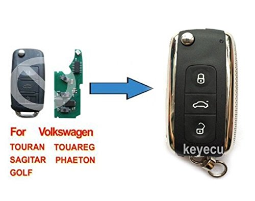 hocn-bentley-style-folding-shell-remote-key-case-fob-3-button-for-vw-phaeton-touareg