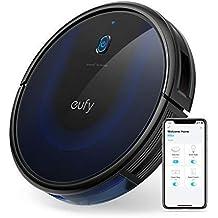 eufy by Anker Saugroboter RoboVac 15C MAX, Roboterstaubsauger mit BoostIQ Technologie, 2000Pa Saugkraft mit WLAN-Konnektivität, extrem schlank, geräuscharm, für Hartböden bis mittelhohe Teppiche