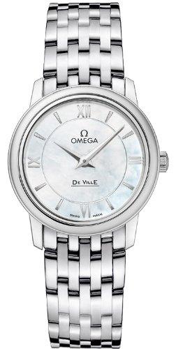Reloj de mujer de cuarzo Omega de Ville Prestige 424,10,27,60,05,001