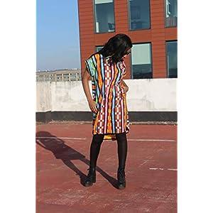 Afrikanisches Kleid // Festival Kleid // Afrikanische Kleidung // Festival Kleidung