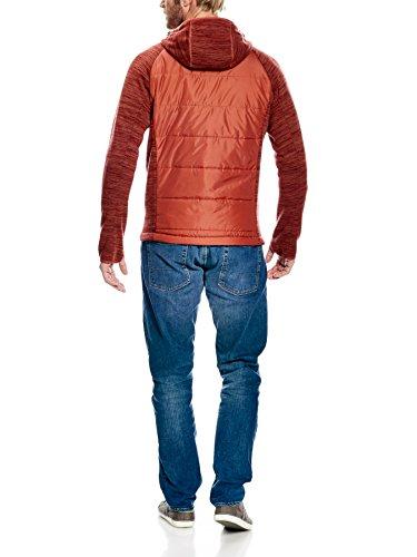 Tatonka–Gesa M S uomo giacca redbrown