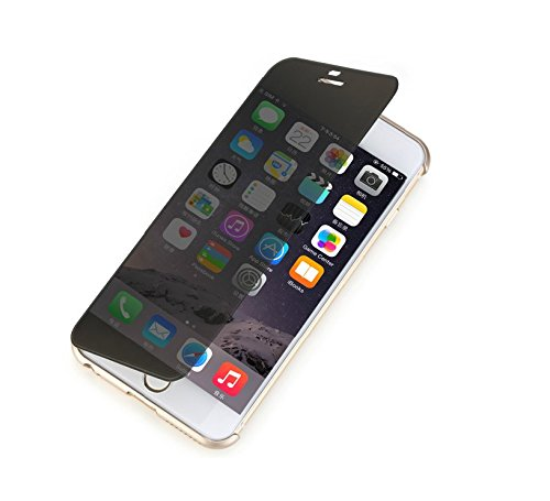 Rock DR V Smart View Flip Case Cover For iPhone 6 Plus - Gold Back  available at amazon for Rs.549