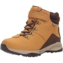 Merrell ml-b Alpine Casual Boot Waterproof, Botas de Senderismo Niños