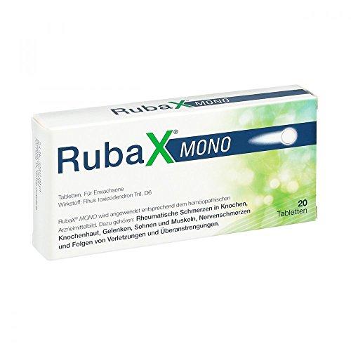 Rubax Mono Tabletten 20 stk