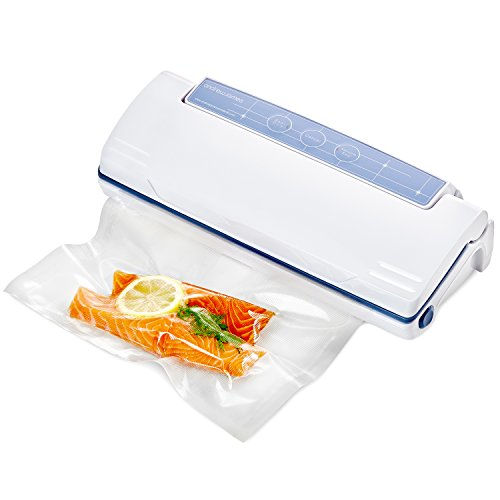 41pldw6nDvL - BEST BUY #1 Andrew James High Quality Vacuum Food Sealer With Bags Reviews and price compare uk