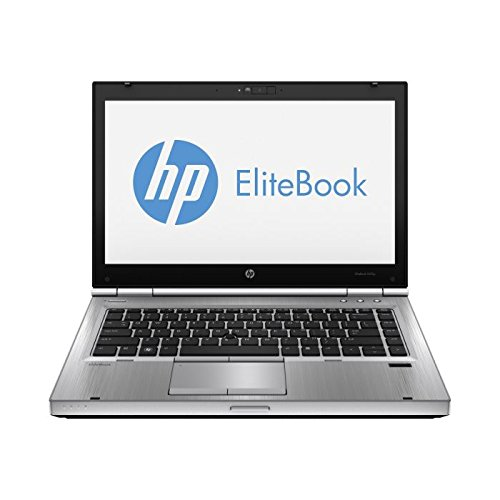 HP Elitebook 8470p | Notebook / Laptop | 14,0 Zoll (1366x768) | Intel Core i7-3540M @ 3,0 GHz | 8GB DDR3 RAM | 250GB SSD | DVD-Brenner | Windows 10 Home (Zertifiziert und Generalüberholt) (Hp Elitebook 8470p Notebook-pc)