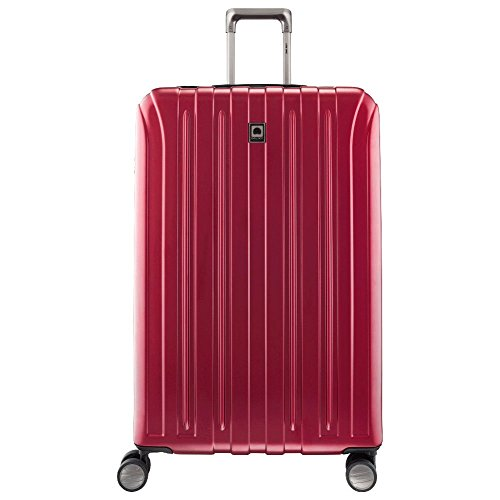 Trolley Extralarge Delsey | 4 Ruote 82 cm | Vavin | 002073830-Rosso